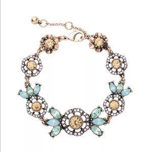 Jewelry - 💎 Vintage Rhinestone Crystal Pastels Bracelet
